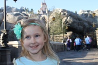 In front of the Beast's Castle